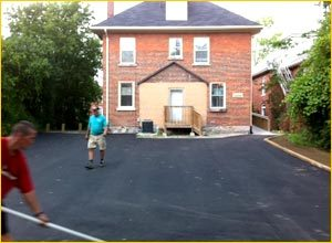 Curvin Excavating & Paving, Ontario, Peterborough
